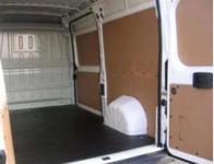Pannellature e rivestimenti for Allestimento furgoni fai da te